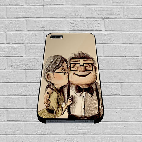 Disney Pixar Carl and Ellie case of iPhone case,Samsung Galaxy