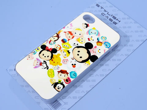Disney TSUM TSUM Mickey Minnie Phone case iPhone case Samsung Galaxy Case