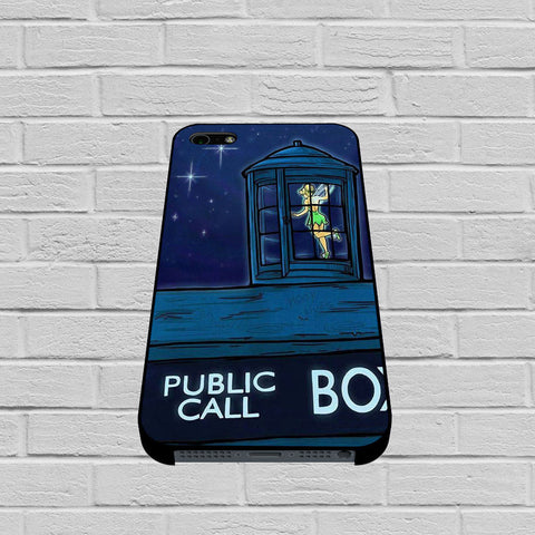 Disney Tinkerball Tardis case of iPhone case,Samsung Galaxy