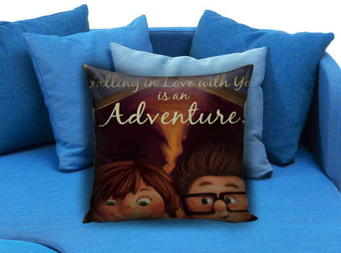 Disney Up Quote Pillow case