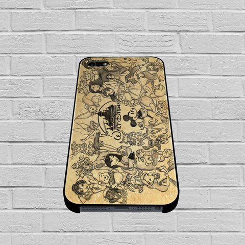 Disney Walt case of iPhone case,Samsung Galaxy