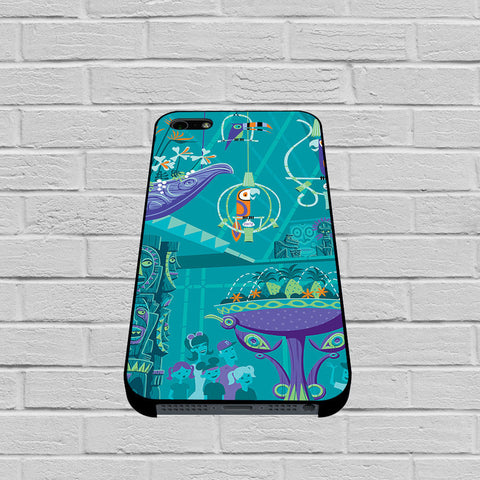 Disneyland Tiki Room case of iPhone case,Samsung Galaxy