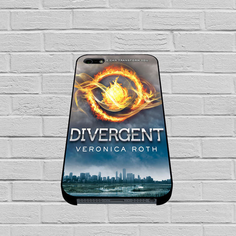 Divergent Cover Galaxy case of iPhone case,Samsung Galaxy