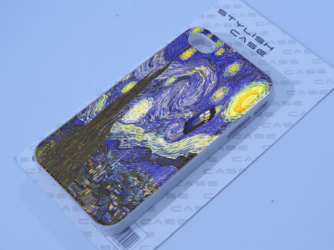 Doctor Who Starry nights Van Gogh inspired Phone case iPhone case Samsung Galaxy Case