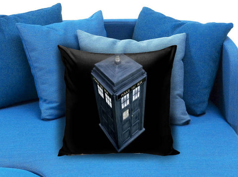 Doctor Who Tardis Pillow Case