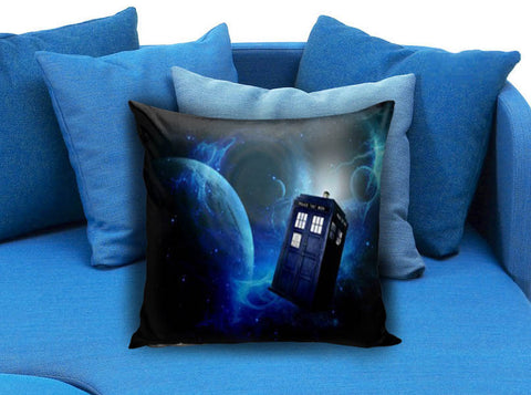 Doctor Who Tardis Pillow Case 4 Pillow case