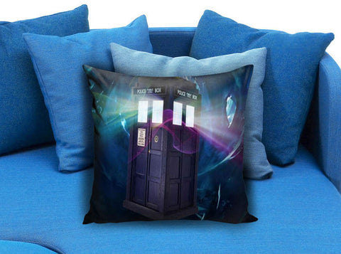 Doctor Who Pillow case