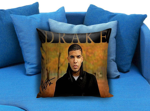 Drake Rappers Music Pillow case