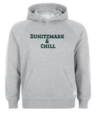 Duhitsmark and chill hoodie