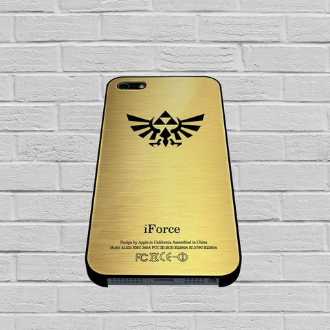 Eagle Triforce Gold Legend of Zelda case of iPhone case,Samsung Galaxy