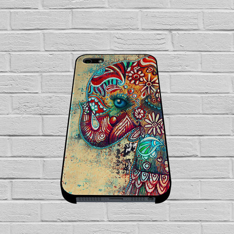 Elephant Art case of iPhone case,Samsung Galaxy