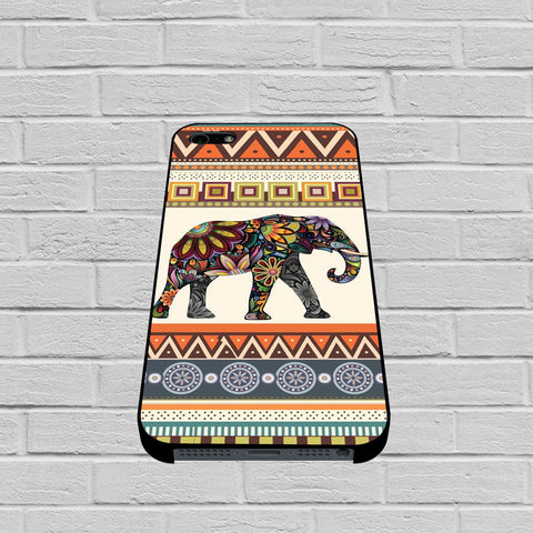 Elephant Aztec Design case of iPhone case,Samsung Galaxy
