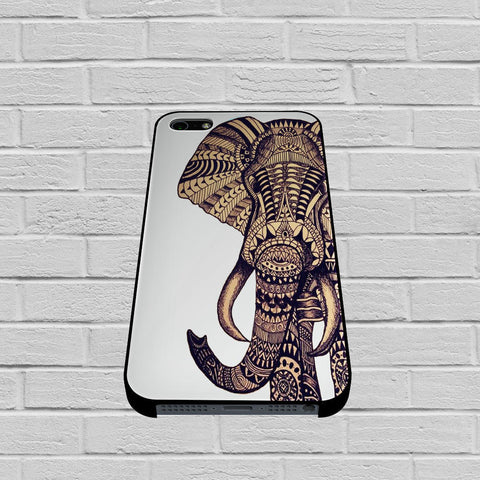 Elephant Aztec case of iPhone case,Samsung Galaxy