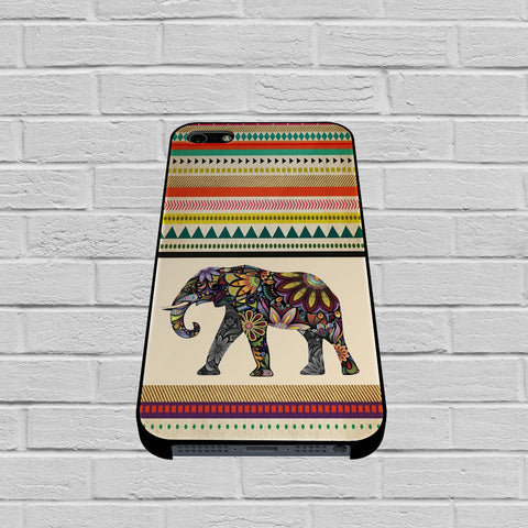Elephant Aztec pattern case of iPhone case,Samsung Galaxy