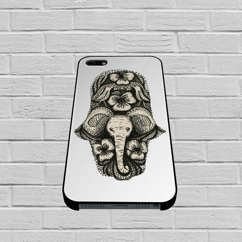 Elephant Hamsa case of iPhone case,Samsung Galaxy
