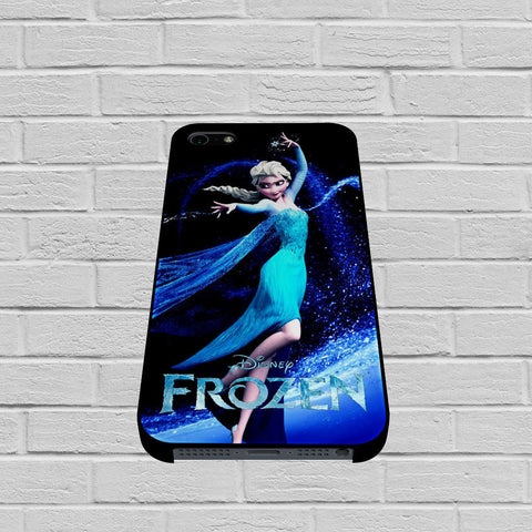 Elsa Disney Frozen case of iPhone case,Samsung Galaxy