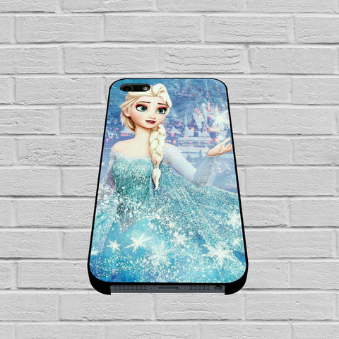 Elsa Frozen case of iPhone case,Samsung Galaxy