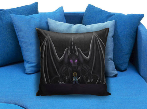 Ender Dragon Minecraft Pillow case