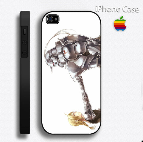 FULLMETAL ALCHEMIST BROTHERHOOD EDWARD AND ALPHONSE ELRIC Phone case iPhone case Samsung Galaxy Case