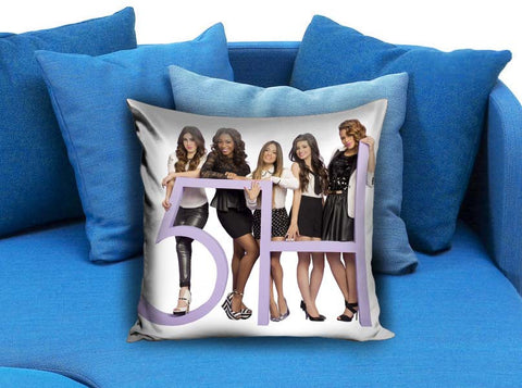 Fifth Harmony Pillow case