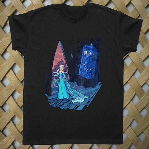 Frozen in Space and Time T shirt