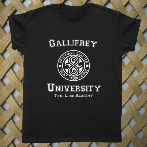 Gallifrey University T shirt