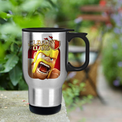 Clash of Clans Travel mug