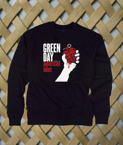 Green day sweatshirt