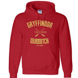 Gryffindor Quidditch Harry Potter Hoodie