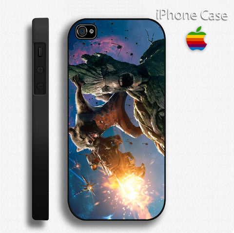 Guardians Of The Galaxy-Vin Cooper Rocket Phone case iPhone case Samsung Galaxy Case