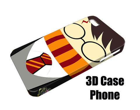 Harry Potter Face Design 3D Case Phone case iPhone case Samsung Galaxy Case