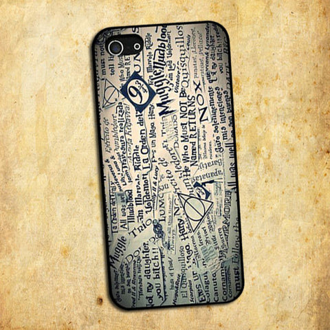 Harry potter collage available Phone case iPhone case Samsung Galaxy Case