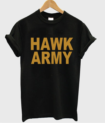Hawk Army tshirt
