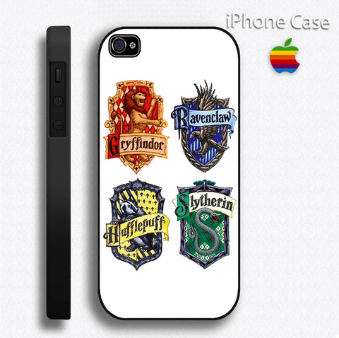 Hogwarts Houses Phone case iPhone case Samsung Galaxy Case