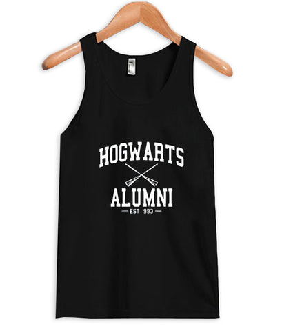 Hogwarts Alumni Harry Potter Tank top