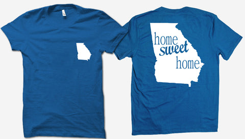 Home sweet home T shirt