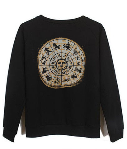 Horoscope sweatshirt