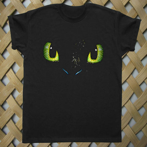 How To Train Your Dragon 2 Toothless T shirt