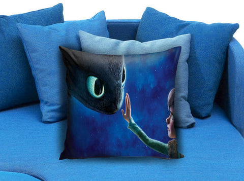 How to Train Your Dragon Pillow Case