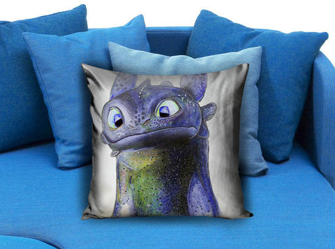 How to train your dragon toothless Pillow case