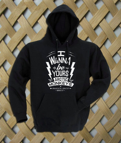 I Wanna Be Yours Artic Monkeys Hoodie