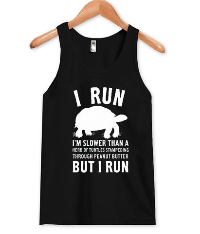 I run tanktop
