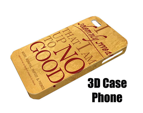 I solemnly Harry Potter Design 3D Case Phone case iPhone case Samsung Galaxy Case
