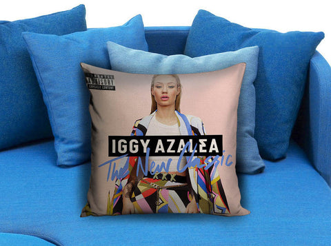 Iggy Azalea cover album Pillow case
