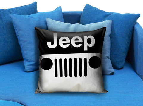 Jeep Pillow case