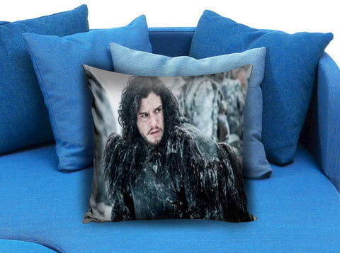 Jon Snow Game of Thrones Pillow case