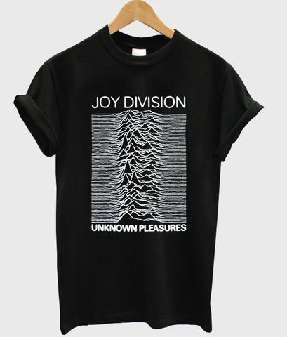 Joy Division Unknown Pleasures tshirt
