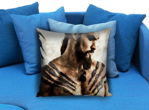 Khal Drogo Game of Thrones Pillow case