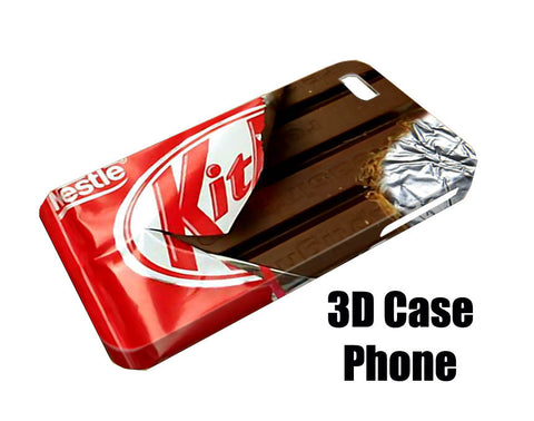 Kit Kat Design 3D Case Phone case iPhone case Samsung Galaxy Case