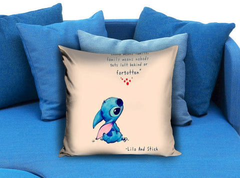 Lilo and Stich Pillow case